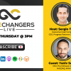 Gamechangers LIVE featuring Yaniv Sarig