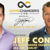 Gamechangers LIVE featuring Jeff Conine!