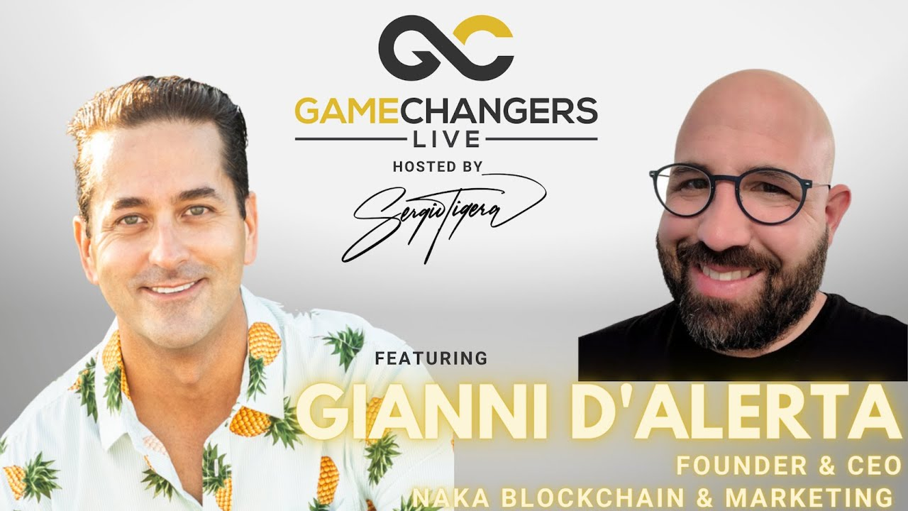 The Future of NFT's with Blockchain Expert Gianni D'Alerta